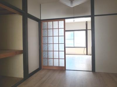 扉を外せば1LDK☆神戸市垂水区 垂水文化 賃貸☆