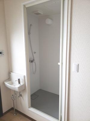 シャワーがあれば大丈夫☆神戸市垂水区 垂水文化 賃貸☆