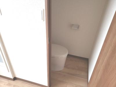 洋式トイレ☆神戸市垂水区 垂水文化 賃貸☆