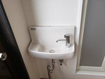 手を洗うには充分ですね☆神戸市垂水区 垂水文化 賃貸☆