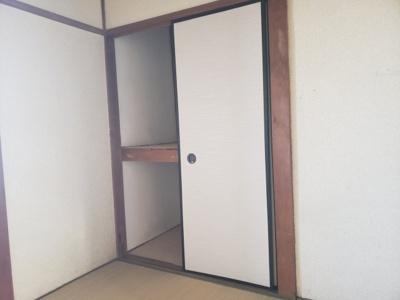 押入☆神戸市垂水区 舞子台コーポ☆