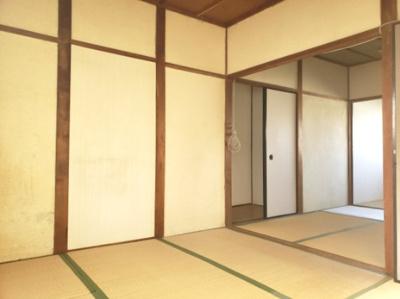 明るい和室☆神戸市垂水区 舞子台コーポ☆