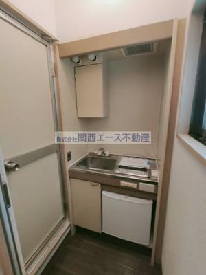 【キッチン】岩崎ハイツP2