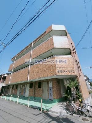 【外観】岩崎ハイツP2