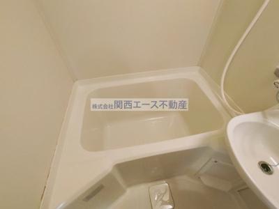 【浴室】岩崎ハイツP2