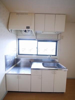 【キッチン】ファインハウス上矢部