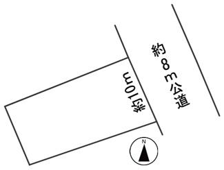 【区画図】56461 岐阜市上土居土地