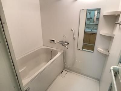 【浴室】ウィステリア王司