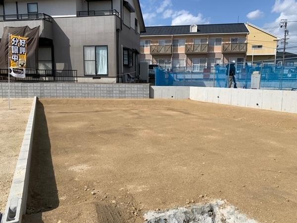 東郷町春木台 ■建築条件なし売地 ■一押し物件の画像