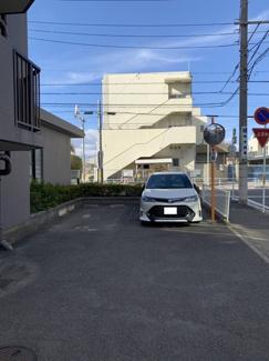 駐車場継承可能です!