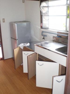【キッチン】テル荘