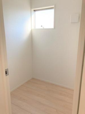 主寝室にテレワークルーム確保!