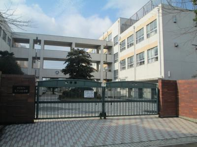 小学校は天子田小学校です
