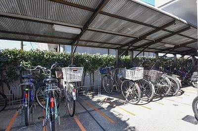 駐輪スペースの最新の空き状況等はお問い合わせ下さい。