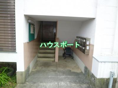 【その他共用部分】円明寺ヶ丘団地C棟