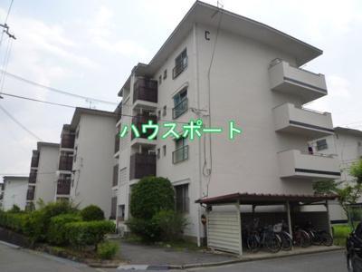 【外観】円明寺ヶ丘団地C棟