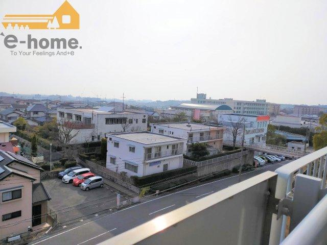 【展望】大久保東第一住宅22号棟
