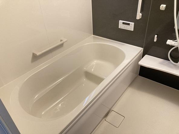 【浴室】水戸市松が丘新築 2号棟