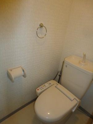 【トイレ】ライフ第5マンション大平台