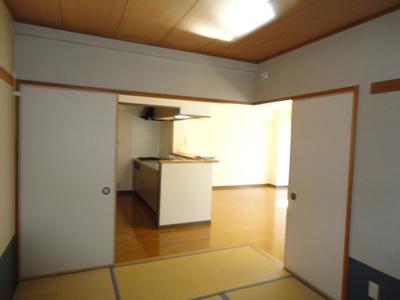【和室】ライフ第5マンション大平台