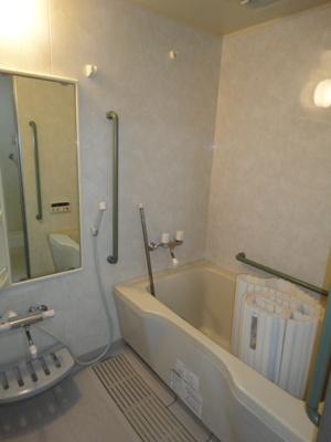 【浴室】ライフ第5マンション大平台