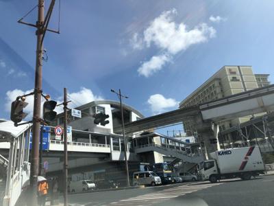 【周辺】ホテルトーマス旭橋駅