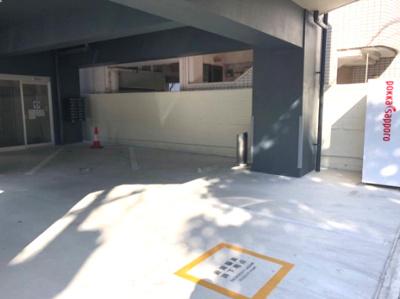【駐車場】ホテルトーマス旭橋駅