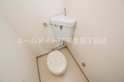 【トイレ】シャンポール関目