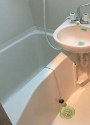 【浴室】上田ハウス