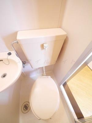 【トイレ】イトウビル