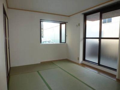 Ⅲ101ヴァンベール東川口居室(和室)