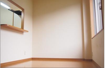 広くて明るい寝室 【COCO SMILE ココスマイル】