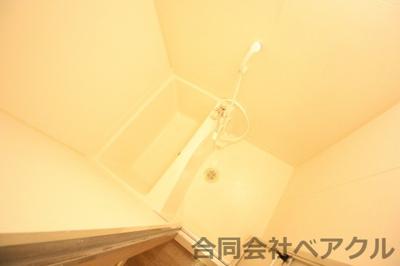 【浴室】萬年青ガーデン