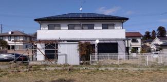【外観】福島県いわき市内郷御台境町一棟アパート
