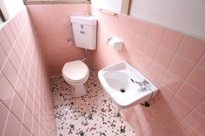 【トイレ】塩屋台3丁目 貸家