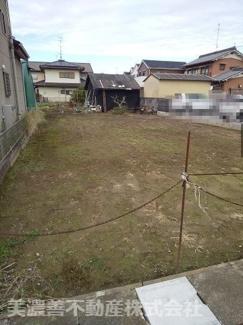 【外観】56471 岐阜市大福町土地