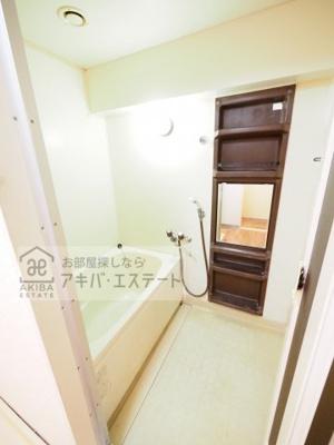 【浴室】セボール