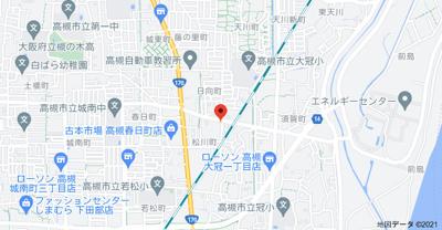 【地図】ハイツタンモト