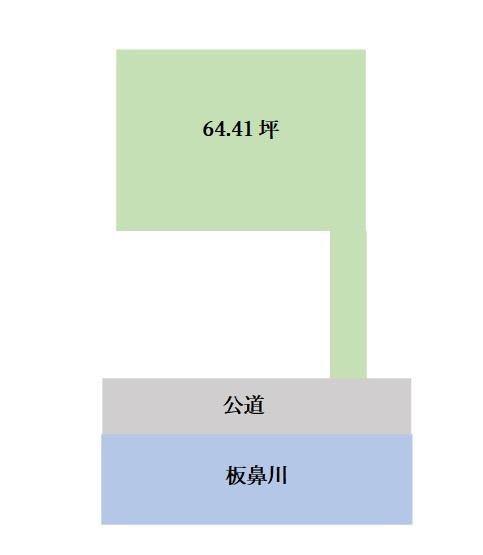 【土地図】安中市板鼻二丁目320-2