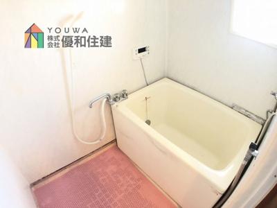 【浴室】大久保東第一住宅 22号棟