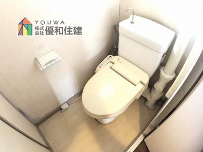 【トイレ】大久保東第一住宅 22号棟