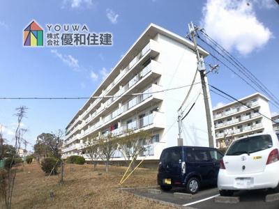 【外観】大久保東第一住宅 22号棟