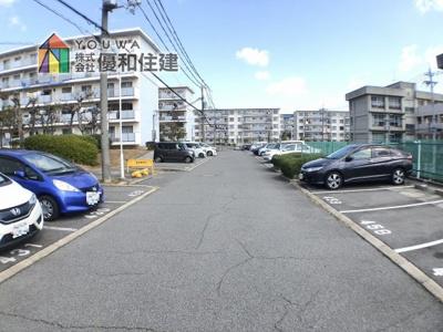 【駐車場】大久保東第一住宅 22号棟
