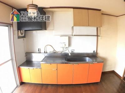【キッチン】大久保東第一住宅 22号棟