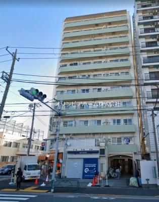 【外観】サンハイツ千田 11階 リノベーション済