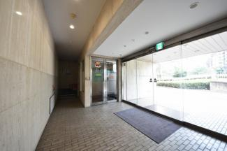 【ロビー】新神戸ビルディング