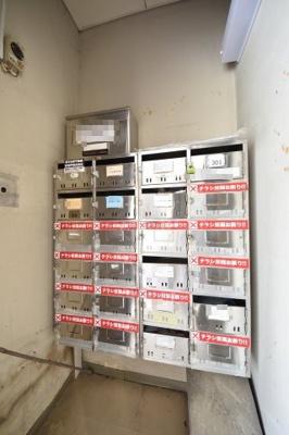 【その他共用部分】新神戸ビルディング