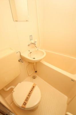 【浴室】モントリーエイト