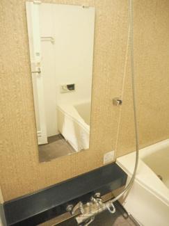 グランハイツ新宿の風呂です