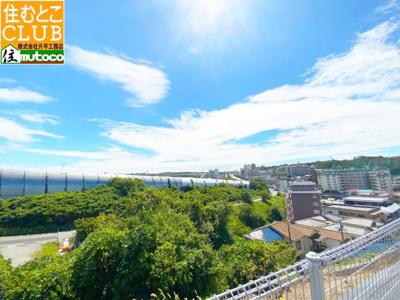 【完成予想図】神戸市垂水区 南多聞台A号地